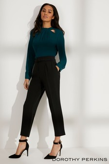 Dorothy Perkins Belt Trousers