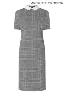 Dorothy Perkins Tall check shift dress