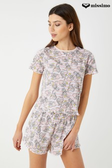 Missimo Dumbo Allover Print Shorty