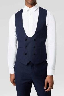 Twisted Tailor Hemingway Suit Waistcoat