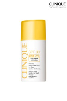 Clinique Mineral Sunscreen Fluid For Face 30ml