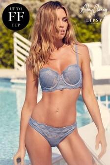 Abbey Clancy x Lipsy Crochet Bikini Top DD+
