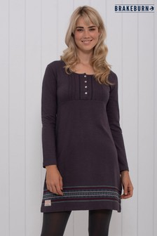 Brakeburn Henley Dress