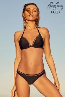 Abbey Clancy X Lipsy Chain Trim Bikini Bottom