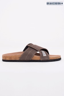 eb99302caf7d64 Brakeburn Suede Sandals