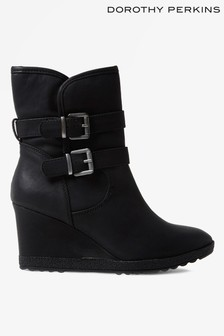 Dorothy Perkins Wedge Ankle Boot