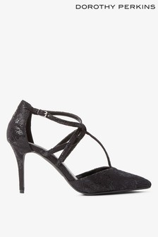 Dorothy Perkins Gloss Court Shoes