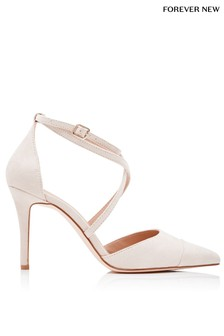 Forever New Cross Strap Heel Shoes
