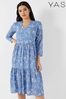 Y.A.S Floral Tunic Dress