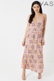 Y.A.S. Printed Maxi Dress