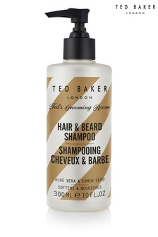 Ted Baker Ted's Grooming Room Conditioning Beard & Hair Shampoo 300ml