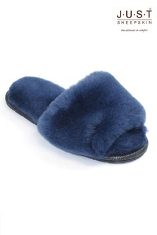 Just Sheepskin Sheepskin Sliders