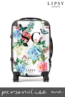 Personalised Georgina Floral Print SuitCase By Koko Blossom