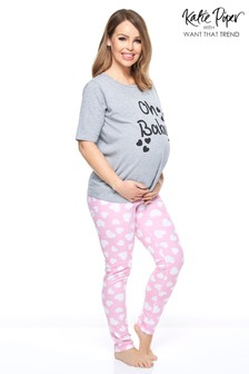 Want That Trend Maternity Oh Baby Pyjama Set