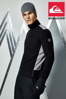 Quiksilver Aker Technical Half-Zip Fleece