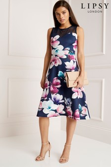 Buy Womens Dresses Floral Floral Blue Blue Dresses From The Next Uk