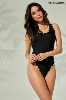 Vero Moda Scallop Swimsuit