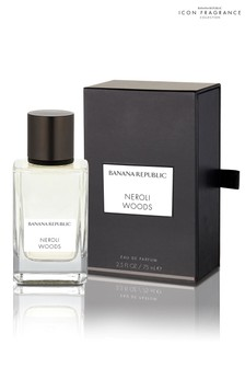 Banana Republic Icon Collection Neroli Woods Eau De Parfum 75ml