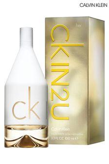 Calvin Klein CKIN2U Eau de Toilette For Her 100ml