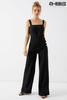 4th & Reckless Wide Leg Jumpsuit