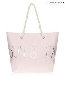 South Beach Sun Sea Beach Bag