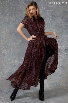 Religion Inglorious Maxi Dress