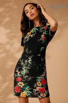 Yumi Oriental Tunic Dress