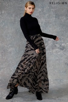 Religion Joyous Maxi Skirt