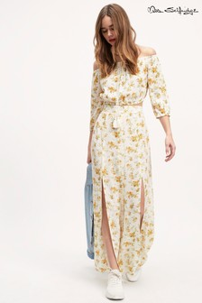 Miss Selfridge Ditsy Print Maxi Dress