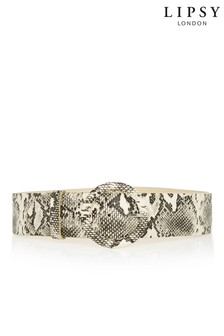 Lipsy Snake Reptile Belt