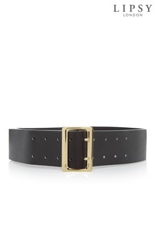 Lipsy Oversized Buckle Belt