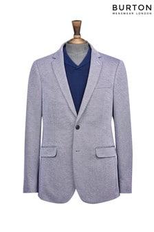 Burton Slim Fit Jersey-Blazer