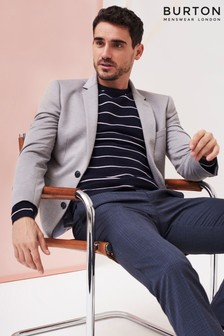 Burton Slim Jersey Blazer