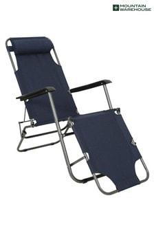 Mountain Warehouse Sunlounger Folding Chair
