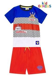 Kids Genius Paw Patrol Shorts Pyjama Set