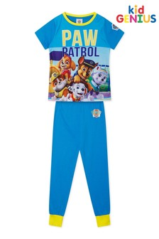 Kids Genius Paw Patrol Long Leg Pyjama Set