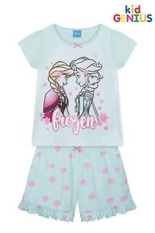 Kids Genius Frozen Pyjama Shorts Set