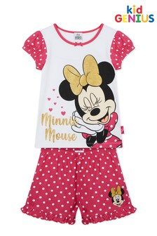 Kids Genius Minnie Polka Dot Pyjama Set