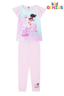 Kids Genius Nella The Knight Unicorn Pyjama Set