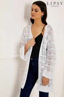 Lipsy Open Stitch Cardigan