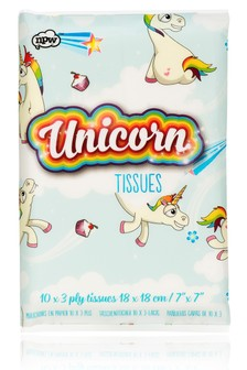 NPW Unicorn Tissues