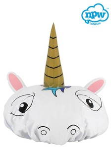 NPW Unicorn Shower Cap