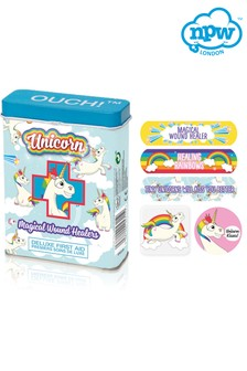 NPW Unicorn Ouch Plasters