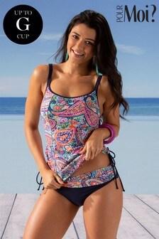 8605a5d46b Buy Women's swimwear Swimwear Underwired Underwired Blue Blue ...