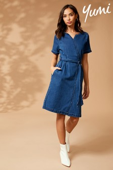 Yumi Denim Dress