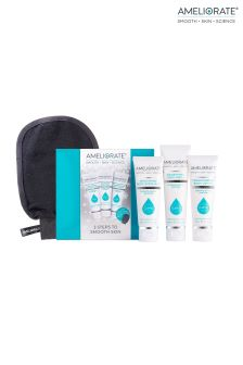 Ameliorate 3 Steps To Smooth Skin Christmas Limited Edition