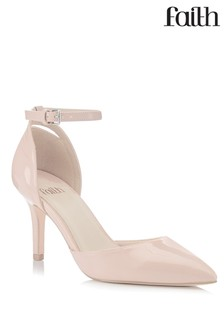 ca73aedc53 Faith Cut-Out Court Shoes