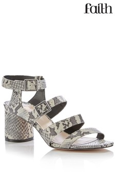 Faith Heeled Sandals