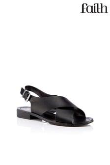 Faith Flat Sandals
