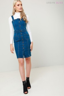 Urban Bliss Denim-Minikleid